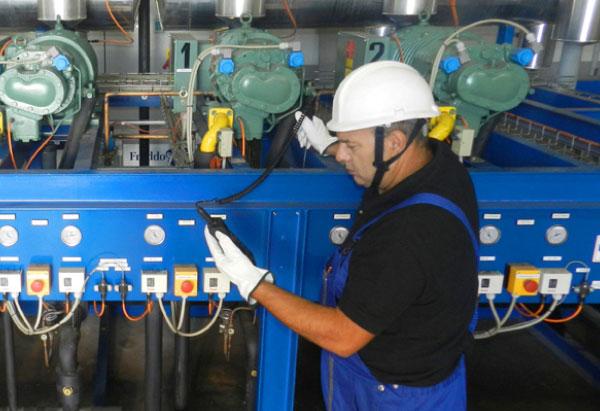 impianto frigorifero impianti di refrigerazione frigoriferi industriali image over