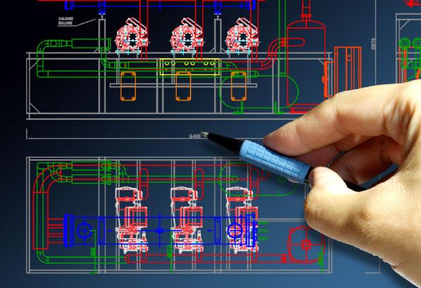 impianti di refrigerazione impianto frigorifero frigoriferi industriali image over
