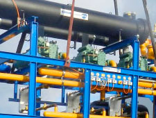 Refrigeration plant industrial refrigeration plants - banner 4