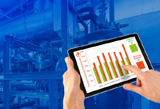 sistema di il risparmio energetico su impianti di refrigerazione industriale - impianti frigoriferi