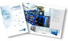 Refrigeration plant industrial refrigeration systems - about us brochure
