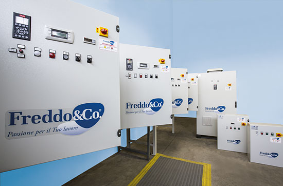 Refrigeration plant industrial refrigeration systems - newcold