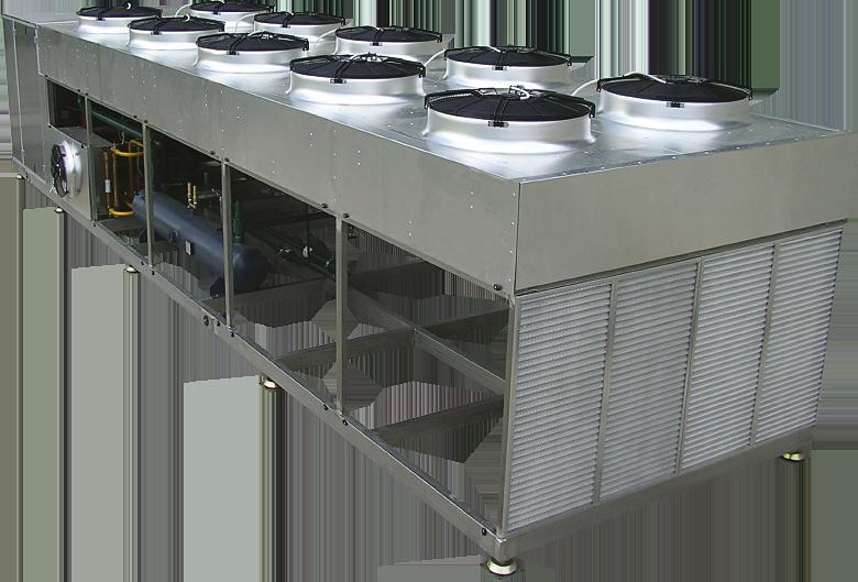 Noleggio Impianti di refrigerazione - Motocondensanti2 - Freddo & Co
