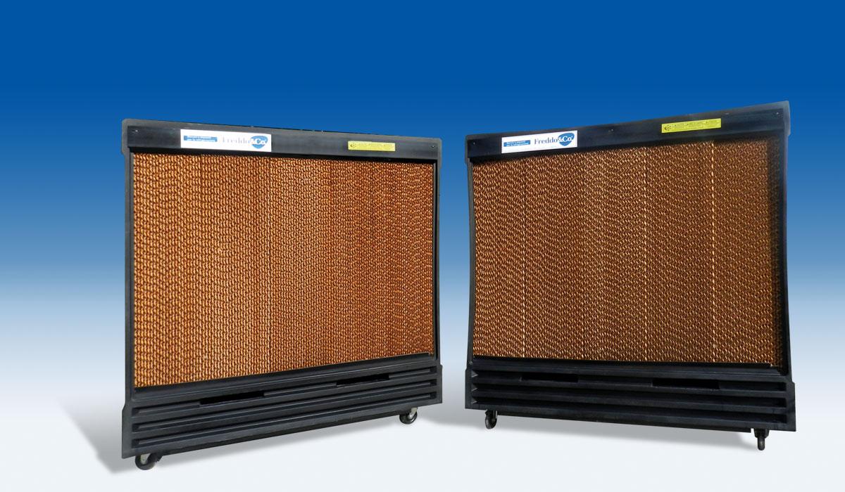 Noleggio Impianto frigorifero - Raffrescatori adiabatici2 - Freddo & Co