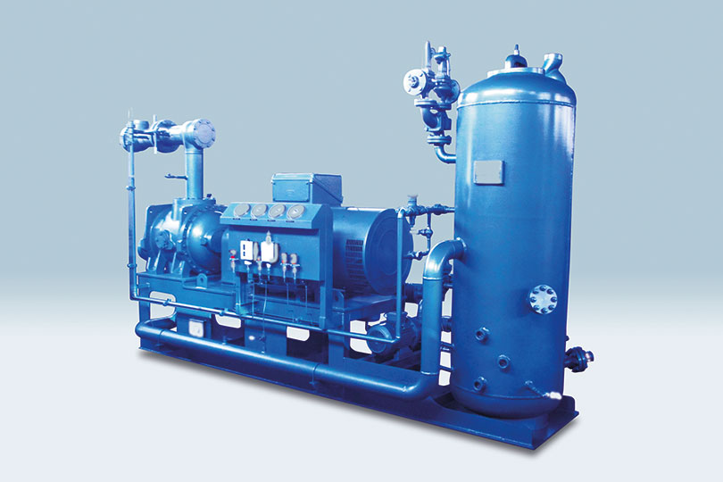 Refrigeration plant industrial refrigeration systems - project num43
